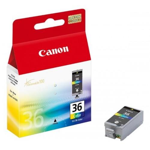 Mực in phun Canon CLI 36 Clr