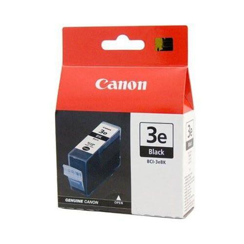 Mực in phun Canon BCI 3e Bk