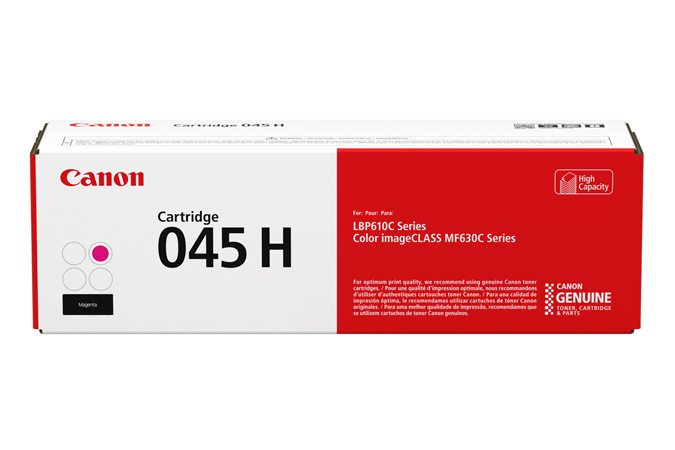 Mực in Canon Laser Cartridge 045H C/M/Y