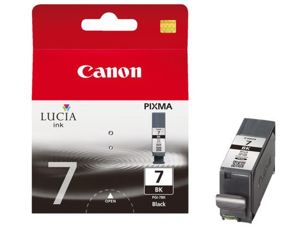 Mực in phun Canon PGI 7 Bk