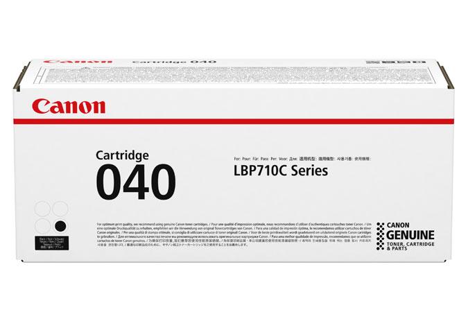 Mực in Canon Laser Cartridge 040 Bk