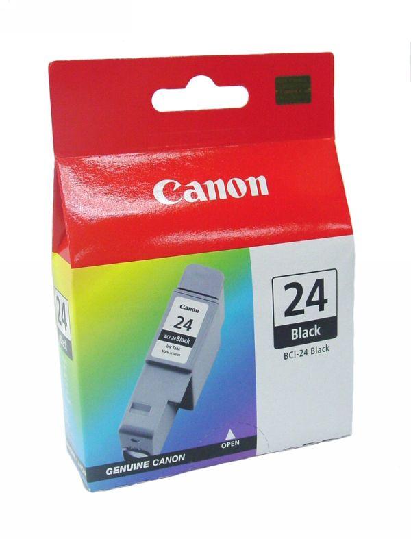 Mực in phun Canon BCI 24 Bk