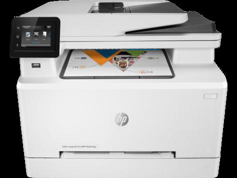 Máy in laser màu đa chức năng HP M281FDW (T6B82A) (Print, Copy, Scan, Fax, Duplex, Network, Wifi)