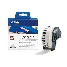 Nhãn in Brother DK22210